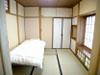 旗の台の家101号室個室の様子