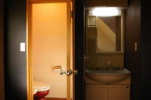 3F/トイレ・洗面台