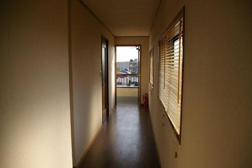 4F/廊下
