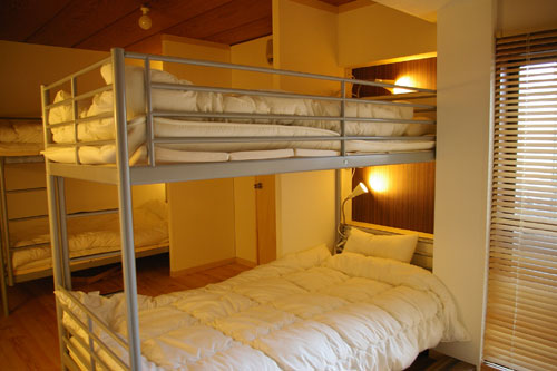 Dormitory 101/ベッドサイド