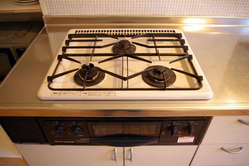 キッチン/ガス・コンロ