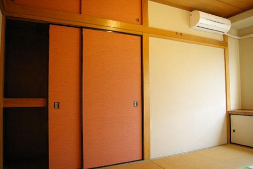 Room 202/ふすま
