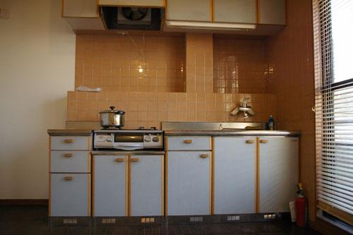 Room 203/専用キッチン