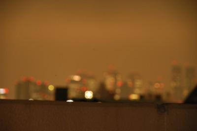 高円寺の家・夜景02