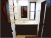 下北沢の家・洗面室